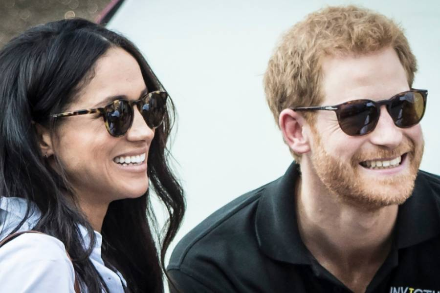 Orange Smarty Secures Harry & Meghan doc