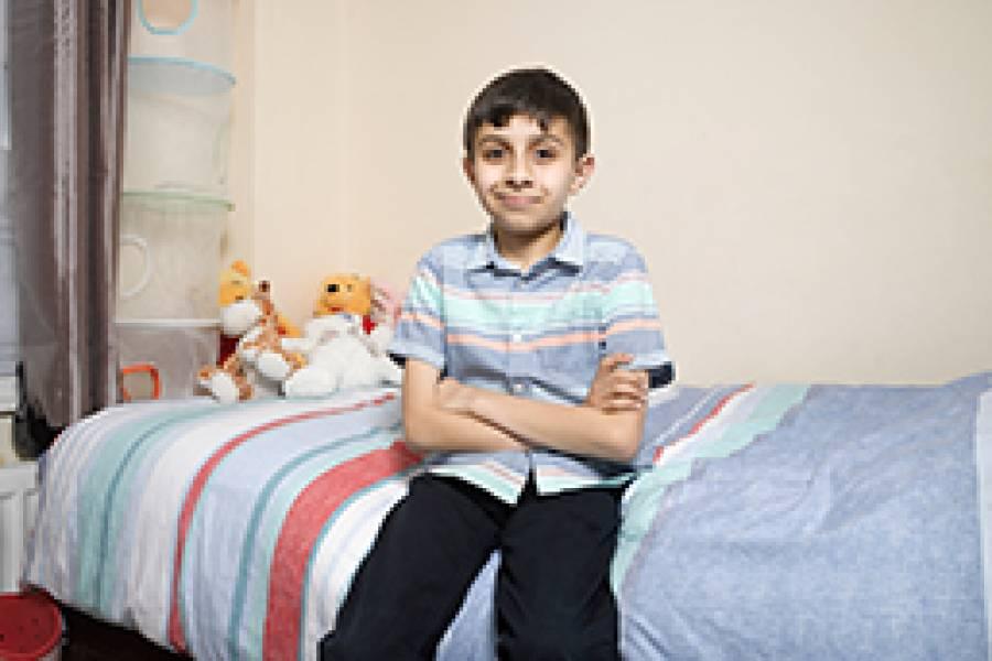 Britain's Refugee Children