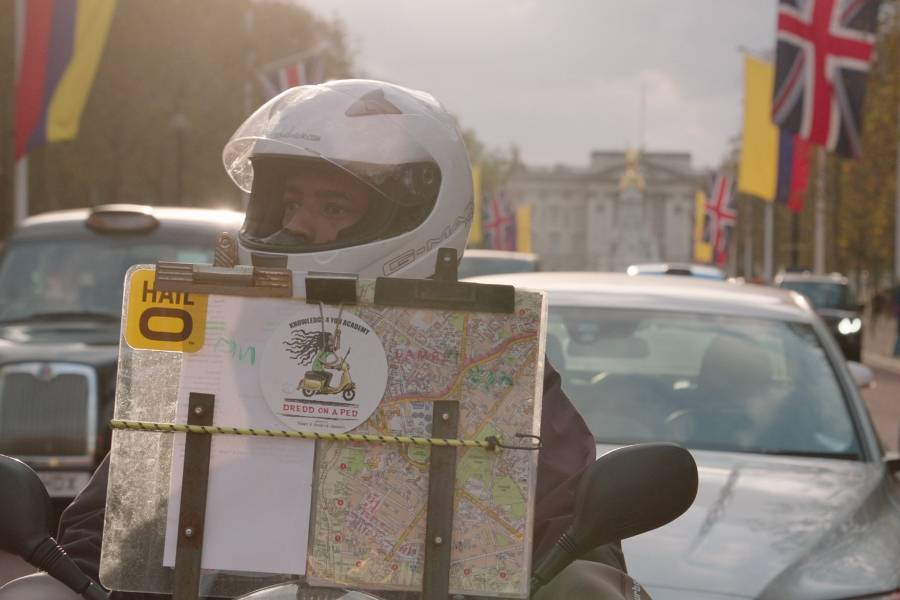 The World's Toughest Taxi Test