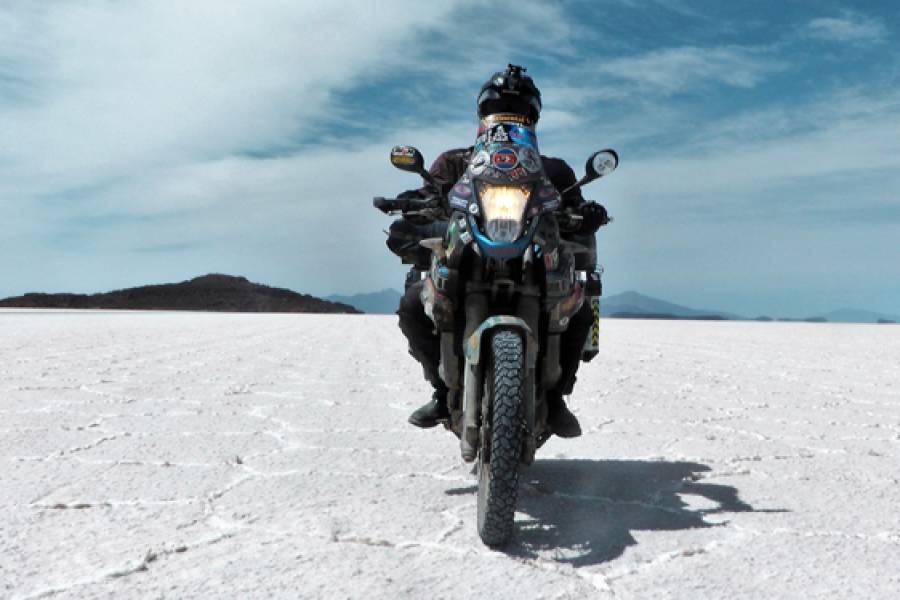 Motorcycle Diaries - Series 2: South America