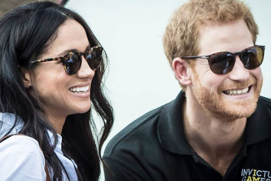 Prince Harry & Meghan: Truly, Madly, Deeply