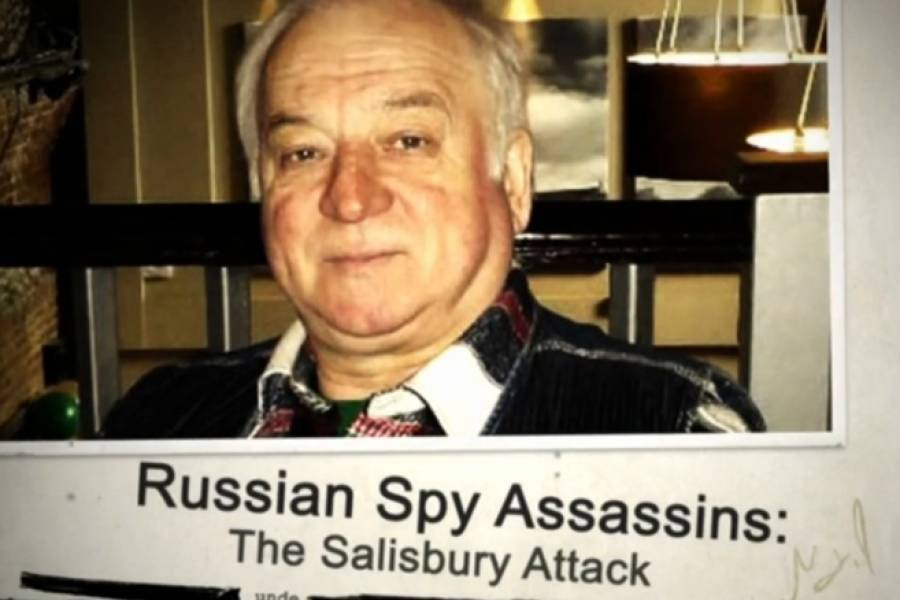 Russian Spy Assassins: The Salisbury Attack