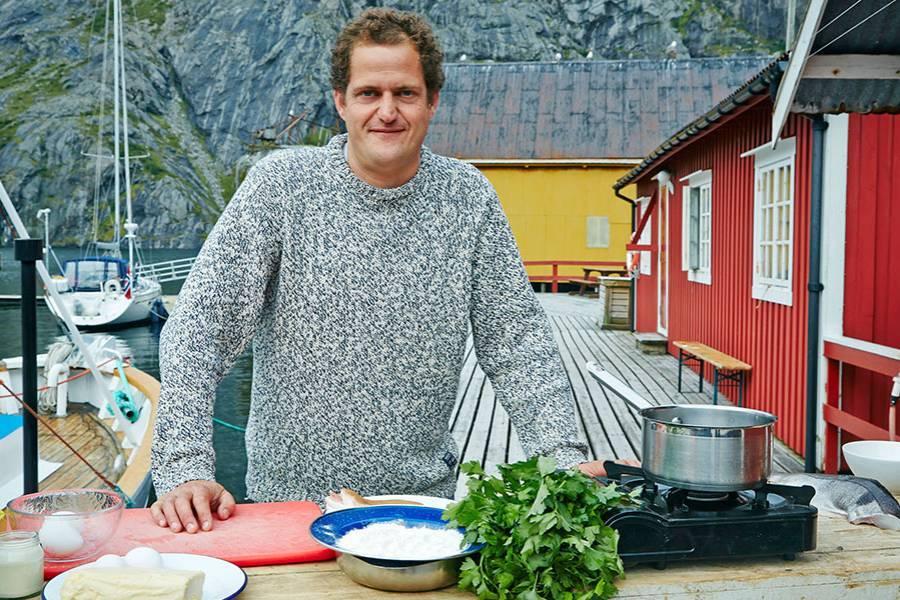 Valentine Warner Eats Scandinavia