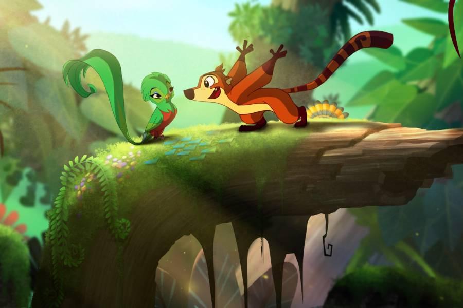Sofia Vergara Animation 'Koati' Cannes Marché- Bound with Timeless Films