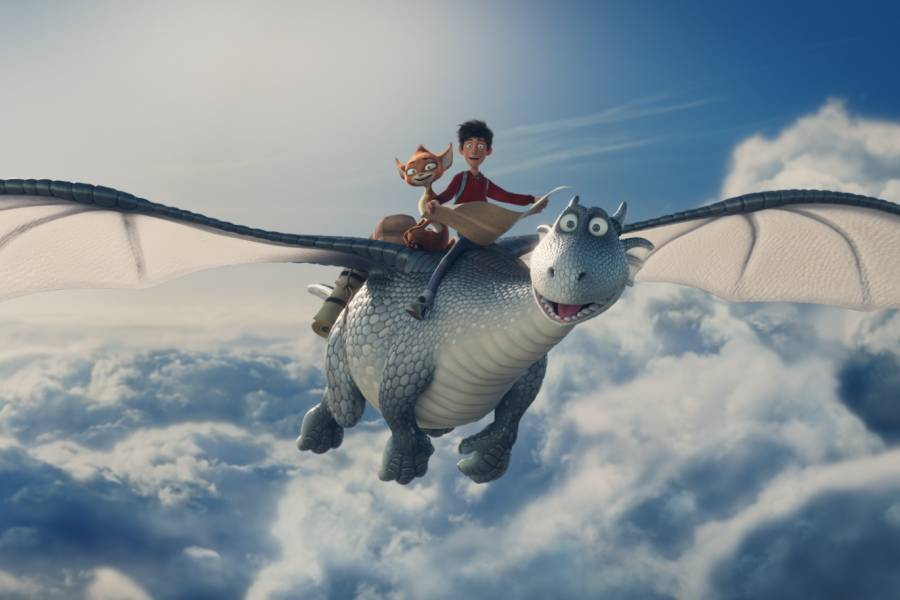 Felicity Jones Joins 'Dragon Rider' Animated Movie