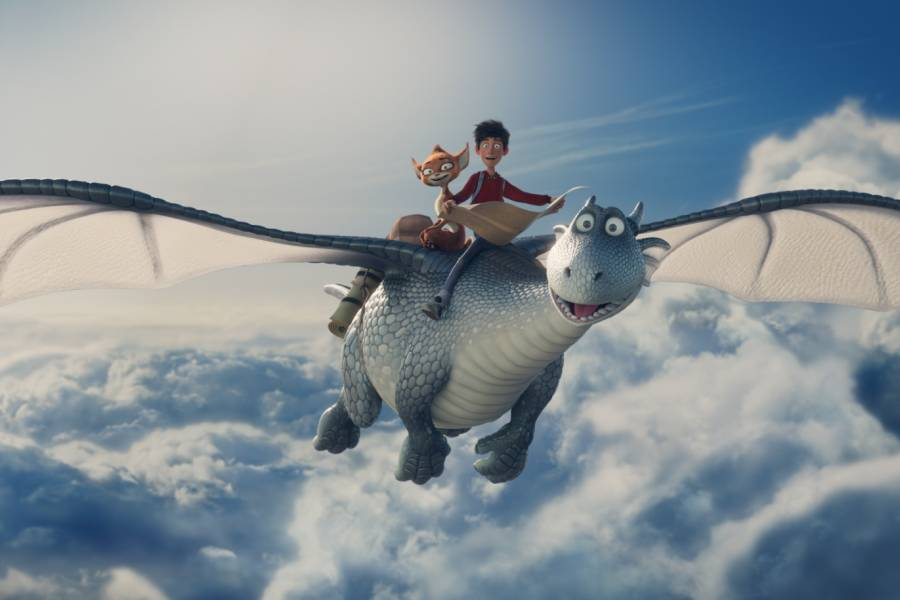 Felicity Jones, Thomas Brodie-Sangster, Patrick Stewart & Freddie Highmore Join Tomer Eshed's Dragon Rider – Cannes
