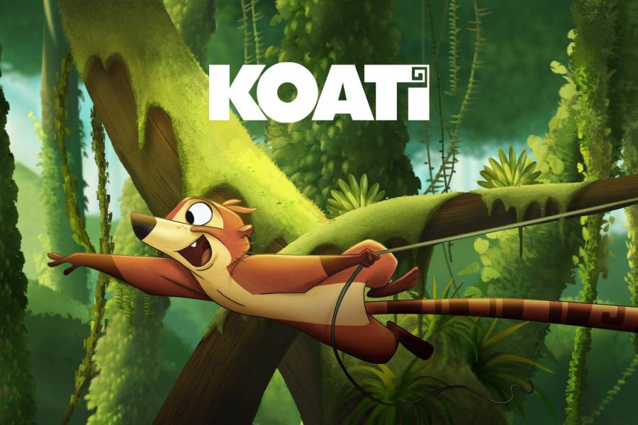 Grammy-winner Marc Anthony and his Magnus Studios team are joining Sofia Vergara's animated feature comedy, KOATI
