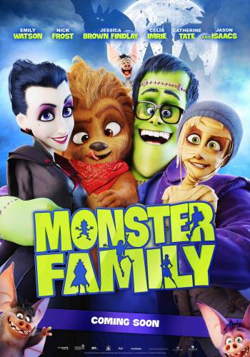 Monster Family (aka Happy Family)