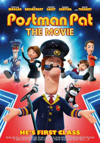 Postman Pat: The Movie (3D)