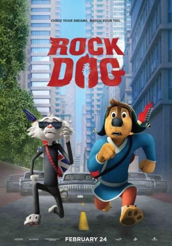 Rock Dog (3D)
